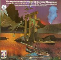 Bernard Herrmann - The Mysterious World of Bernard Herrmann