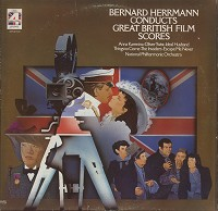 Bernard Herrmann, National Philharmonic Orchestra - Great British Film Scores