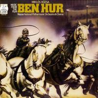 Miklos Rozsa, National Philharmonic Orchestra & Chorus - Rosza: Ben Hur