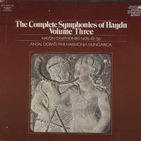 Dorati, Philharmonia Hungarica - Haydn: The Complete Symphonies Vol. 3 Nos. 49-56