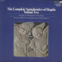 Dorati, Philharmonia Hungarica - Haydn: The Complete Symphonies Vol. 2 Nos. 57-64