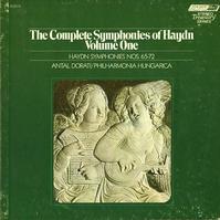 Antal Dorati/Philharmonia Hungarica - Haydn: Symphony Nos. 65-72