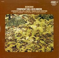 Ansermet, L'orch. De la Suisse Romande - Borodin: Symphony No.2, etc.