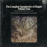 Dorati, Philharmonia Hungarica - The Complete Symphonies of Haydn Vol. 4