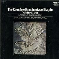 Dorati, Philharmonia Hungarica - Haydn: Symphony Nos. 73-81