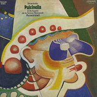 Ansermet, L'orch. De la Suisse Romande - Stravinsky: Pulcinella