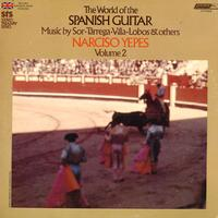 Narciso Yepes - The World of the Spanish Guitar Vol. 2