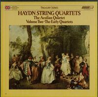 The Aeolian Quartet - Haydn: String Quartets Vol. 2