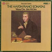 John McCabe - The Haydn Piano Sonatas