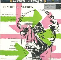 Reiner, Chicago Symphony Orchestra - Strauss: Ein Heldenleben