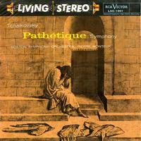 Pierre Monteux, Boston Symphony Orchestra - Tchaikovsky: Pathetique Symphony