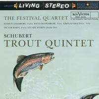 The Festival Quartet - Scubert: Trout Quintet