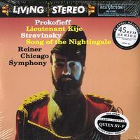 Reiner , Chicago Symphony Orchestra - Prokofiev: Lieutenant  Kije etc.