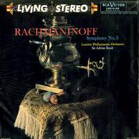 Boult, London Philharmonic Orchestra - Rachmaninoff Symphony No. 3