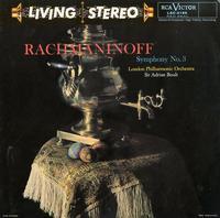 Boult, London Philharmonic Orchestra - Rachmaninoff: Symphony No.3