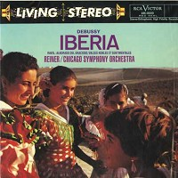 Reiner, Chicago Symphony Orchestra - Debussy: Iberia