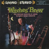 Gibson, New Symphony Orchestra of London - Witches' Brew
