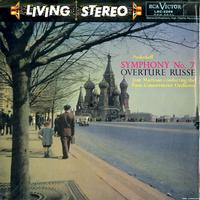 Martinon, Paris Conservatory Orchestra - Prokofieff Symphony No. 7 Overture Russe