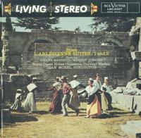 Jean Morel - Bizet: L' arlesienne Suites 1 & 2