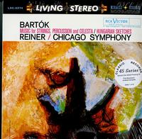 Reiner, Chicago Symphony Orchestra - Bartok: Music for Strings, Percussion and Celesta, Hungarian Sketches