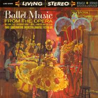 Fistoulari, Paris Conservatoire Orchestra - Ballet Music from the Opera