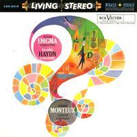 Monteux, London Symphony Orchestra - Elgar: Enigma Variations etc.