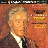 Rubinstein, Reiner, Chicago Symphony Orchestra - Rachmaninov: Rhapsody on a Theme of Paganini etc.