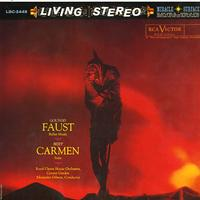 Gibson, Royal Opera House Orchestra, Covent Garden - Gounod: Faust etc.