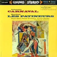 Rignold, Royal Opera House Orchestra, Covent Garden - Schumann: Carnaval Myerbeer Les Patineurs