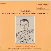 Szeryng, Hendl, Chicago Symphony Orchestra - Lalo: Symphonie Espagnole -  Preowned Vinyl Record