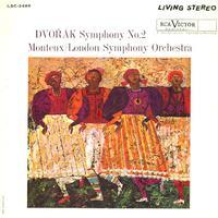 Monteux, London Symphony Orchestra - Dvorak Symphony No. 2