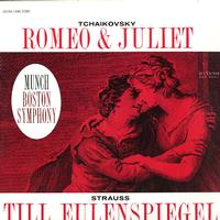 Munch, Boston Symphony Orchestra-Tchaikovsky: Romeo & Juliet etc.