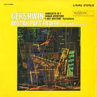 Fiedler, Wild, Boston Pops - Gershwin: Concerto in F Cuban Overture