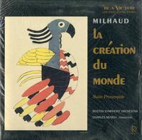 Charles Munch, Boston Symphony Orchestra-La Creation Du Monde (Suite Provencale)
