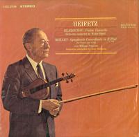 Heifetz, Hendl, Primrose-Glazounov: Violin Concerto / Mozart: Symphonie Concertante in E-flat