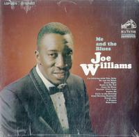 Big Joe Williams-Me and the Blues