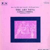 The Ars Nova - Capella Cordina