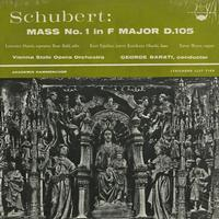 Barati,Akademie Kammerchor, and the Vienna State Opera Orchestra - Schubert: Messe No. 1