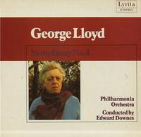 Downes, Philharmonia Orch. - Lloyd: Symphony No. 4