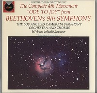 Mitzelfelt, L.A. Camerata Symphony Orchestra and Chorus - Beethoven: Ode to Joy