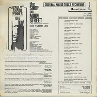 Original Soundtrack - The Shop On Main Street/stereo/m - -