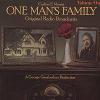 Original Radio Broadcast - Carlton E. Morse's One Man's Family Vol. 1