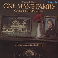 Original Radio Broadcast - Carlton E. Morse's One Man's Family Vol. 2