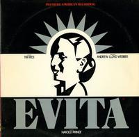 Various Artists - Evita - Premiere American Recording
