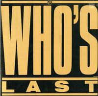The Who-Who's Last