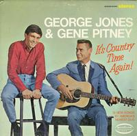 George Jones & Gene Pitney - It's Country Time Again!