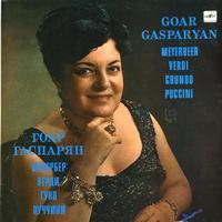 Goar Gasparyan - Arias from Operas