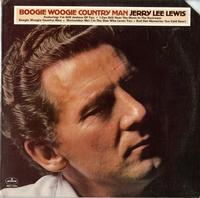 Jerry Lee Lewis - Boogie Woogie Countrty Man