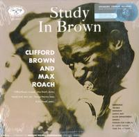 Clifford Brown & Max Roach-Study in Brown/