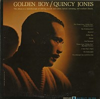 Quincy Jones - Golden Boy -  Preowned Vinyl Record